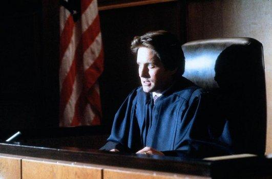 Ein Richter Sieht Rot