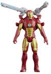 Avengers Titan Hero Serie Blast Gear Deluxe - Iron Man powered by EMP (Actionfigur)