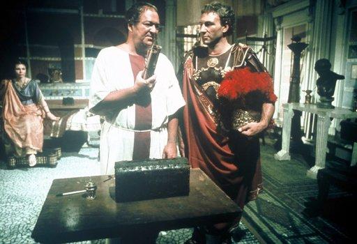 Ich, Claudius, Kaiser und Gott
