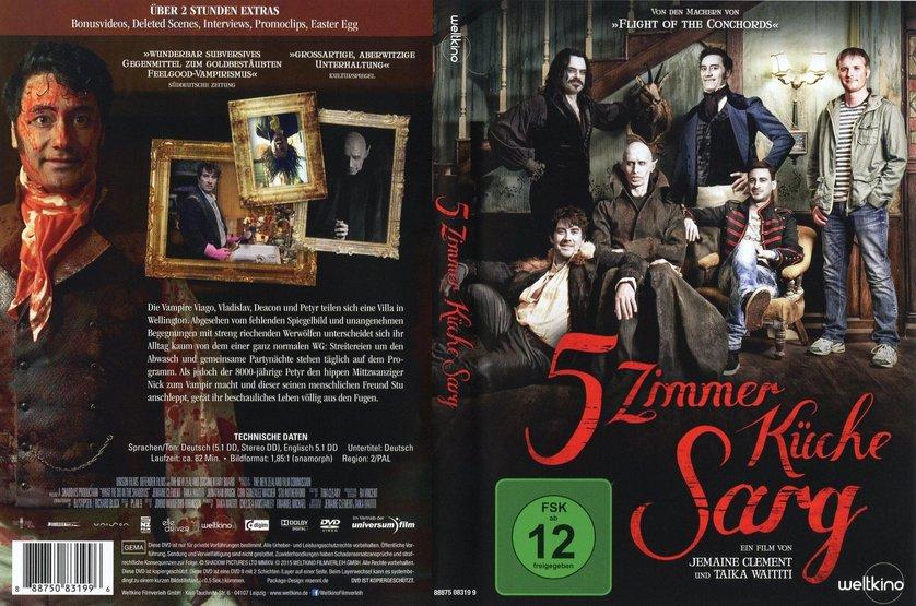 10 Zimmer, Küche, Sarg: DVD, Blu-ray oder VoD leihen - VIDEOBUSTER.de