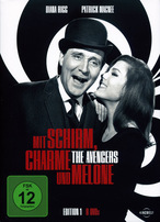 Mit Schirm, Charme und Melone - Edition 1