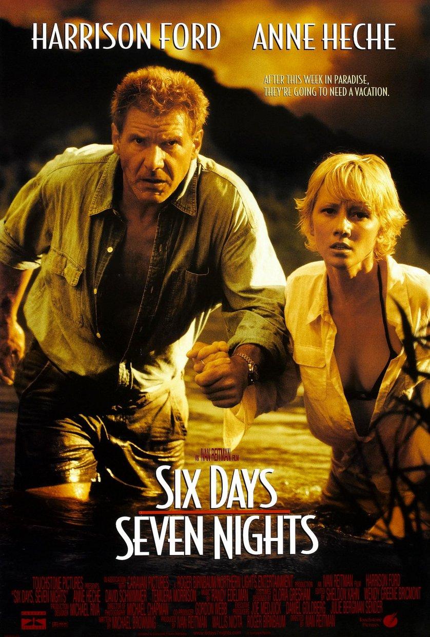 Sechs Tage, Sieben Nächte