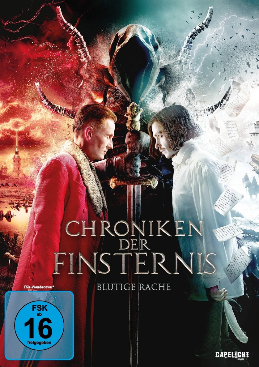 Chroniken Der Finsternis - Blutige Rache