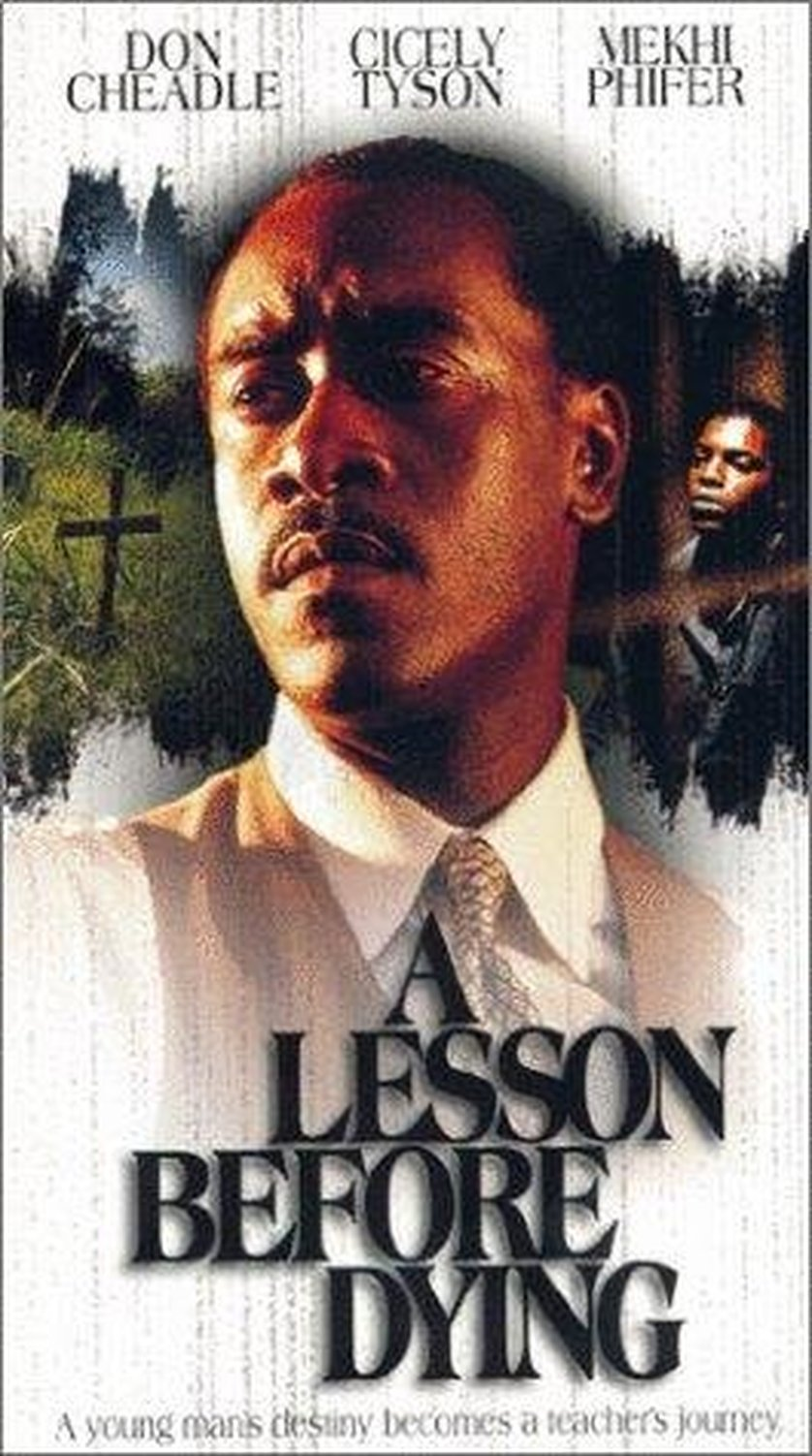 lesson before dying moving on A lesson before dying by ernest j gaines this book shows us that, even in the  face of hopelessness, there is indeed hope, and there is a need to move.