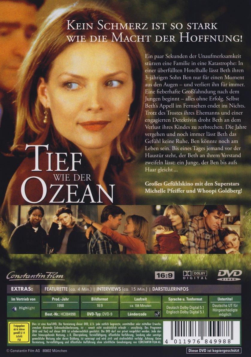 Tief Wie Der Ozean Dvd Oder Blu Ray Leihen Videobusterde