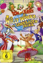 Tom & Jerry - Willy Wonka & die Schokoladenfabrik