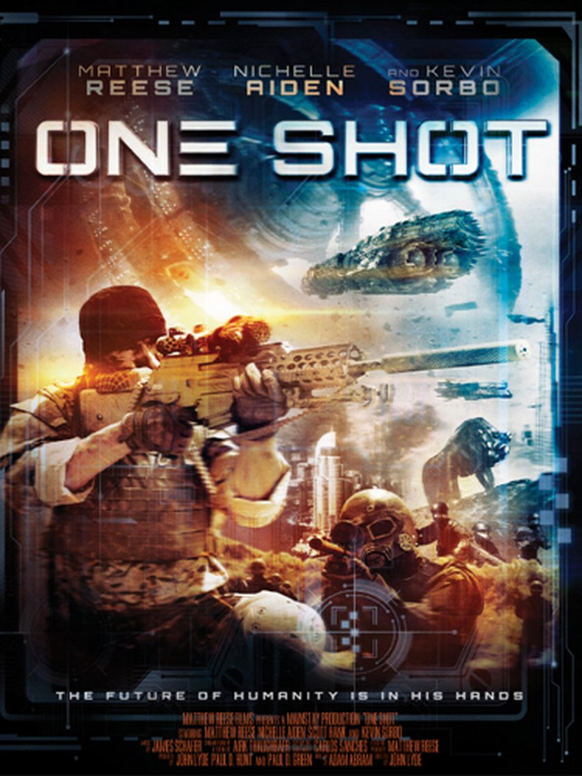 One Shot Space Trooper