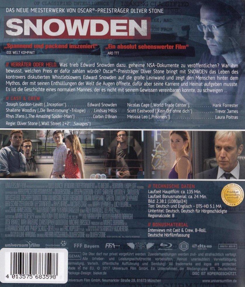 snowden film stream deutsch