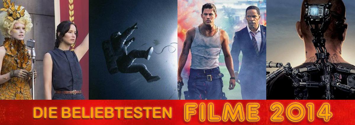 Die Top 10 Filmhits 2014: Zum Start ins neue Jahr: Die beliebtesten Filme 2014