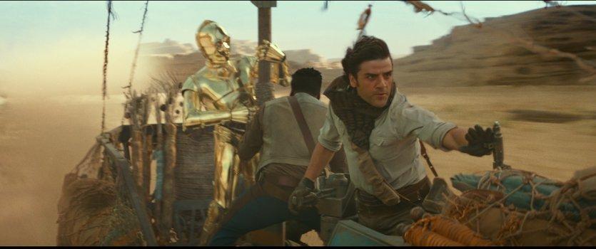 Star Wars - Episode IX - Der Aufstieg Skywalkers