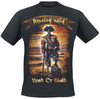 Running Wild Lead Or Gold powered by EMP (T-Shirt)