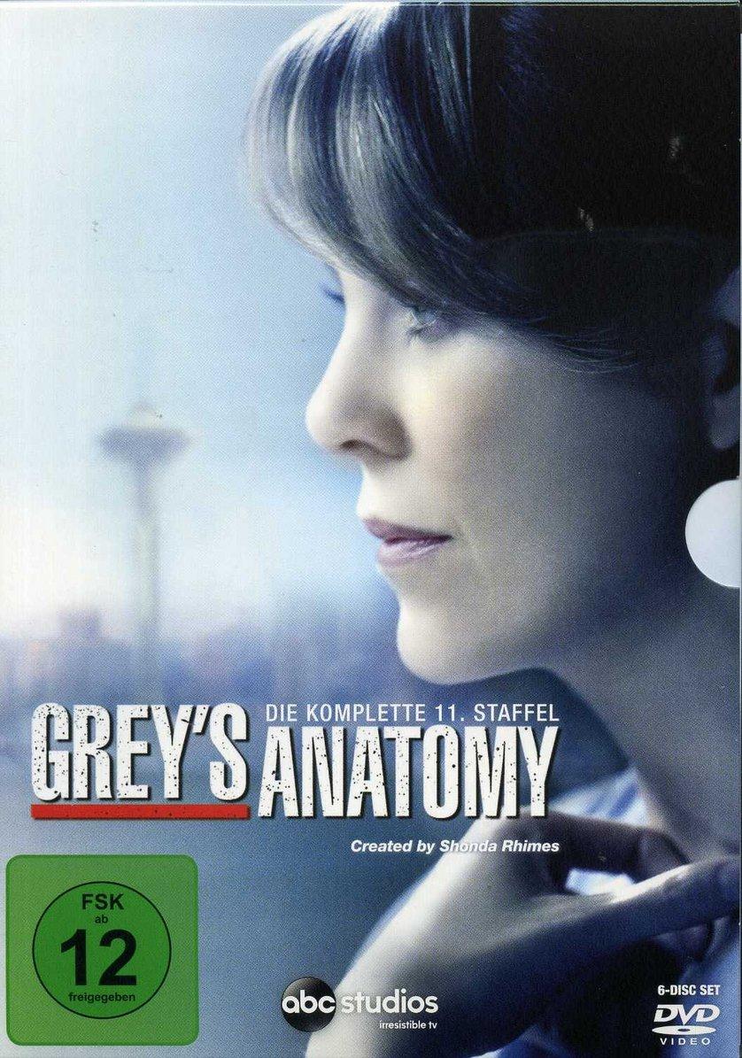 Grey\'s Anatomy - Staffel 11: DVD oder Blu-ray leihen - VIDEOBUSTER.de