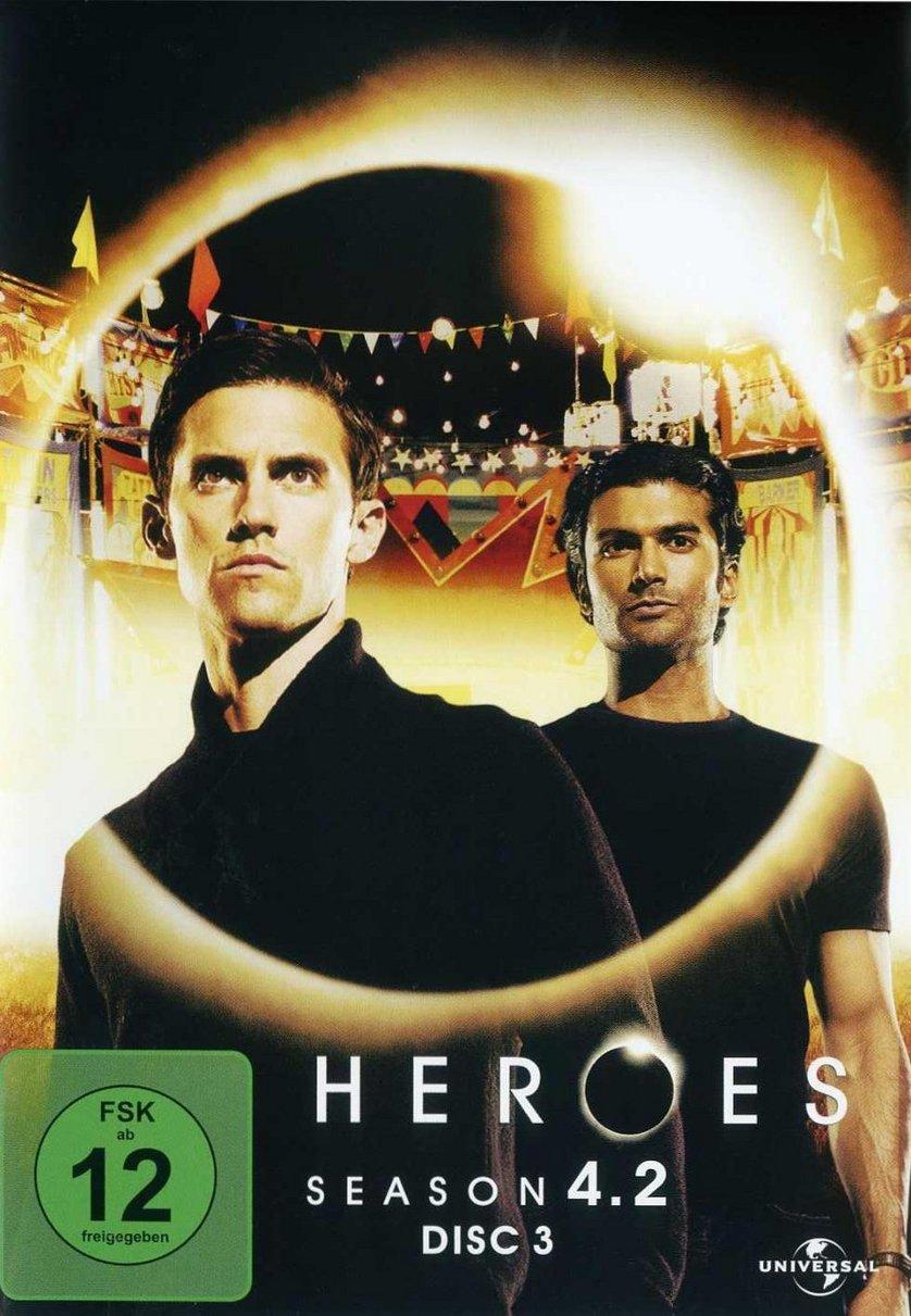 Heroes Staffel 4