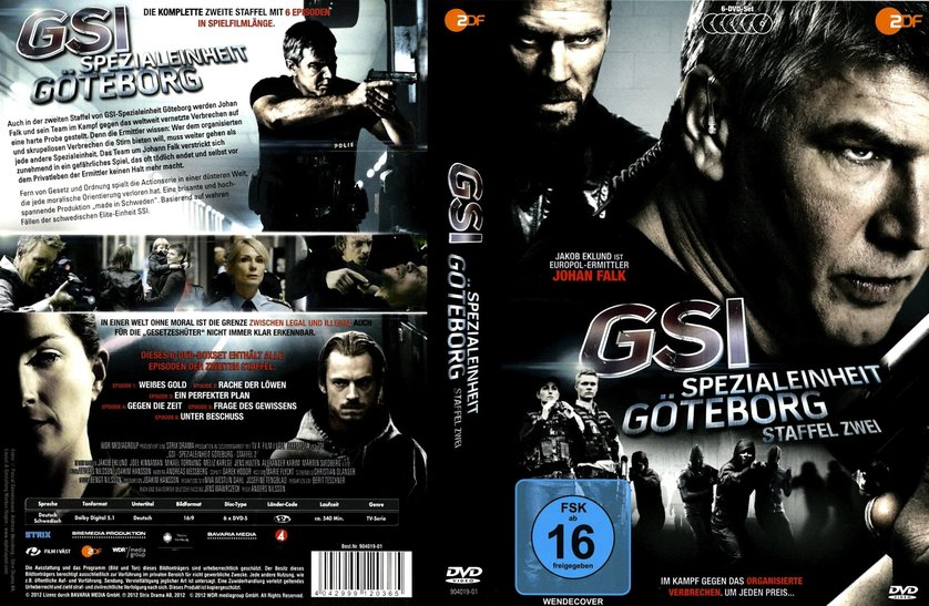 Gsi Spezialeinheit Göteborg Staffel 3 Stream