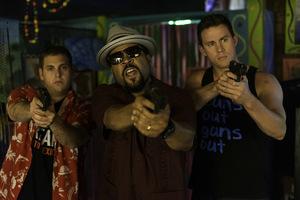 Hill, Ice Cube und Tatum © Sony