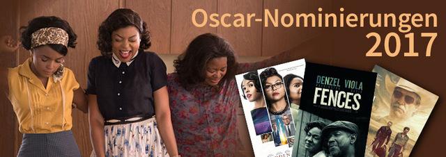 Oscar Nominierungen 2017: Hoffnung für deutschen Film bei den Oscars