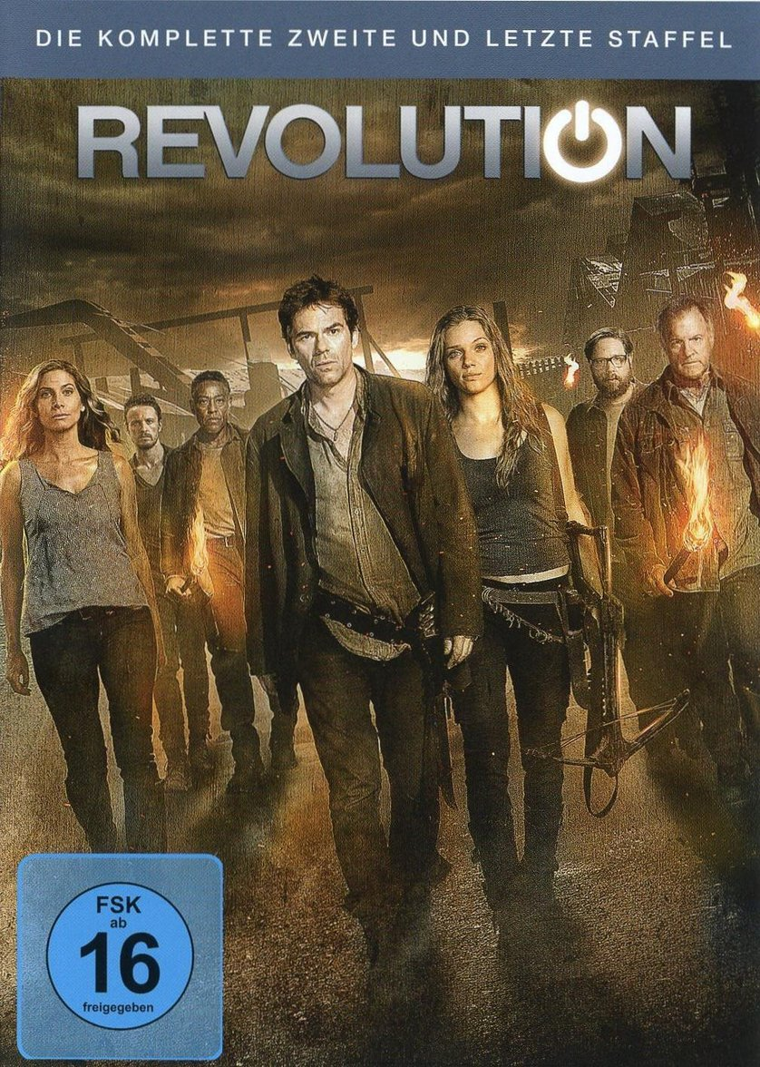 Revolution Staffel 3