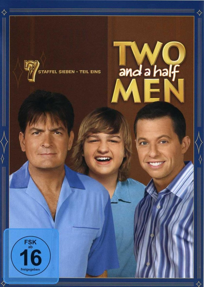 Two And A Half Men Staffel 2