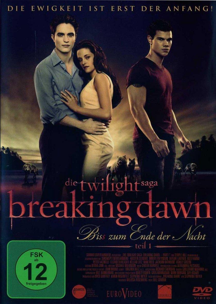 Breaking Dawn Biss Zum Ende Der Nacht Teil 1 Dvd Blu Ray Oder