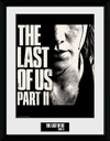 The Last Of Us 2 - Face powered by EMP (Gerahmtes Bild)
