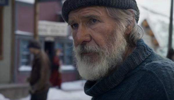 Harrison Ford in 'Ruf der Wildnis'