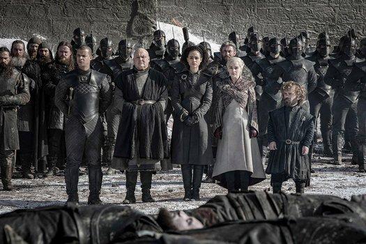 Game of Thrones - Staffel 8
