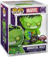 Hulk Immortal Hulk (Chase Edition möglich!) (Super Pop!) Vinyl Figur 840 powered by EMP (Funko Pop!)