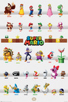 Super Mario Character Parade powered by EMP (Poster)