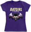 Justice League Future Batgirl powered by EMP (T-Shirt)