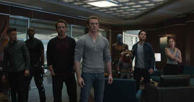 Avengers 4 - Endgame