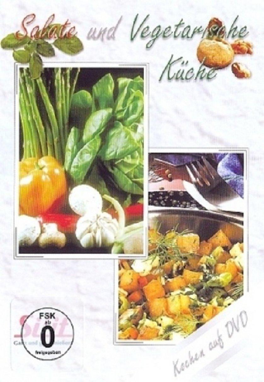Küche Leihen | Kochen Auf Dvd Salate Und Vegetarische Kuche Dvd Oder Blu Ray