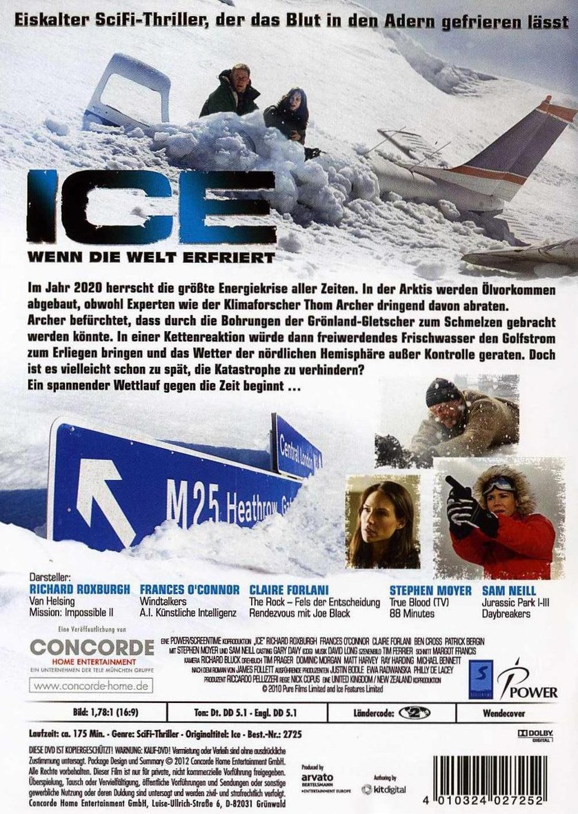 Ice Wenn Die Welt Erfriert