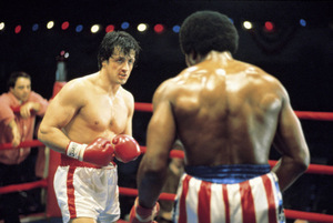 Sly in 'Rocky' © MGM 1976