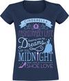 Cinderella Up Til Midnight powered by EMP (T-Shirt)