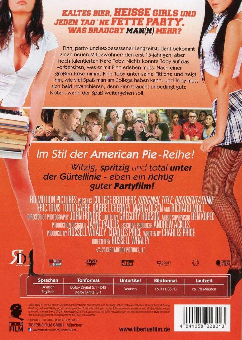 College Brothers Dvd Blu Ray Oder Vod Leihen Videobusterde