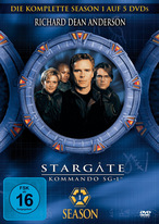 Stargate: Kommando SG-1 - Staffel 1