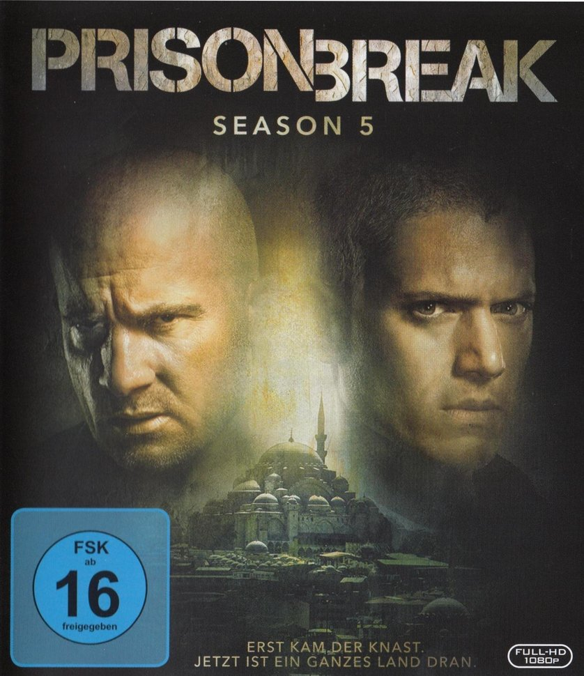 Prison Break Fsk