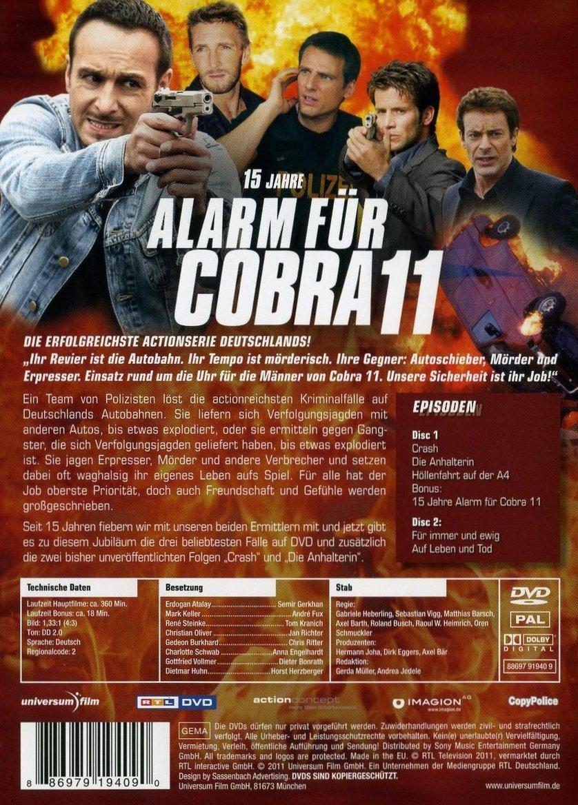 Alarm Für Cobra 11 Die Jubiläumsbox Dvd Oder Blu Ray Leihen