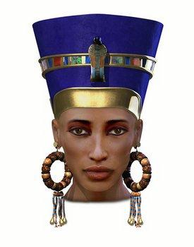 Nofretete und das Geheimnis der Mumie