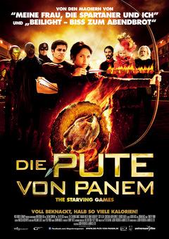 'Die Pute von Panem' Poster © Universum