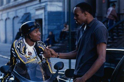 Die Straßen Harlems