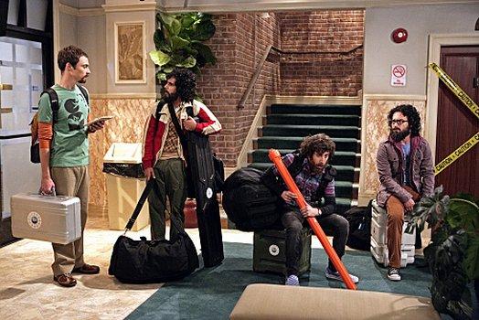 The Big Bang Theory - Staffel 3