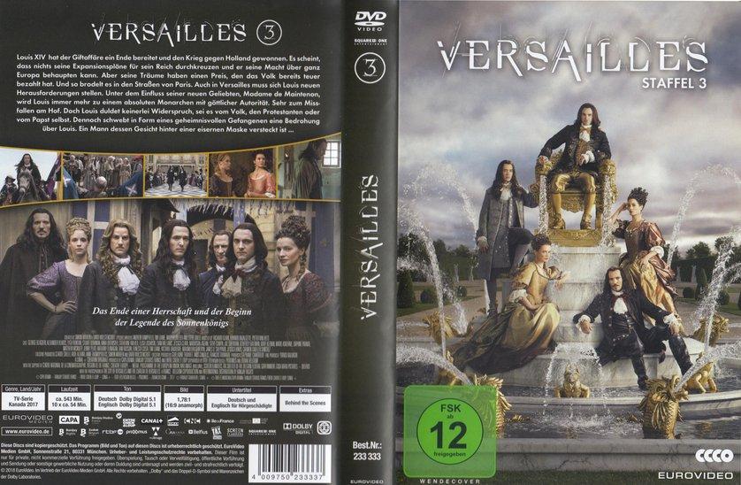 Versailles Staffel 3 Wann