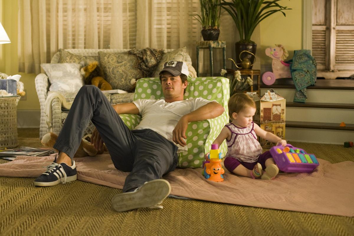 Josh Duhamel in 'So spielt das Leben' © Warner Home 2010