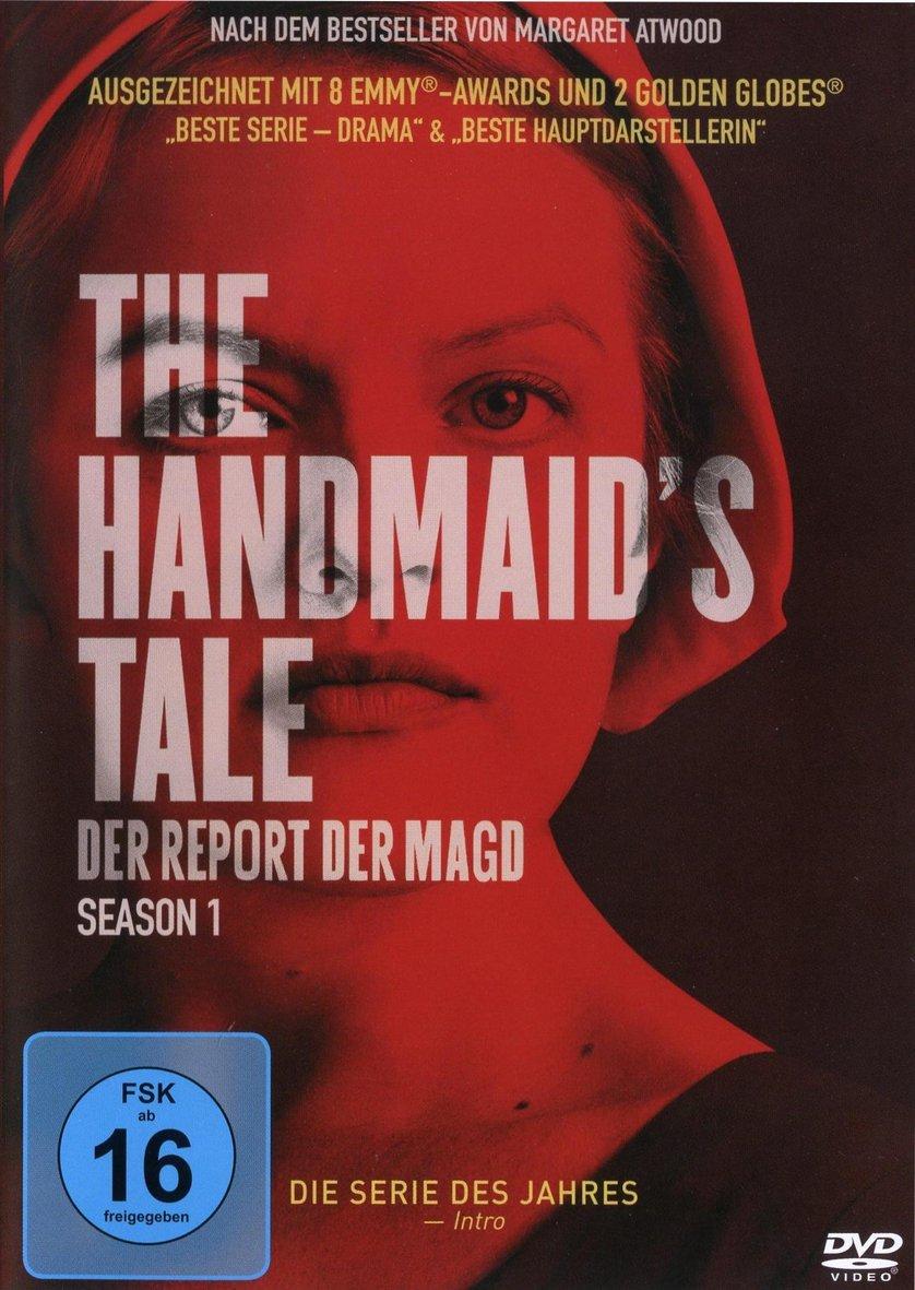 The Handmaids Tale Staffel 1 Dvd Oder Blu Ray Leihen
