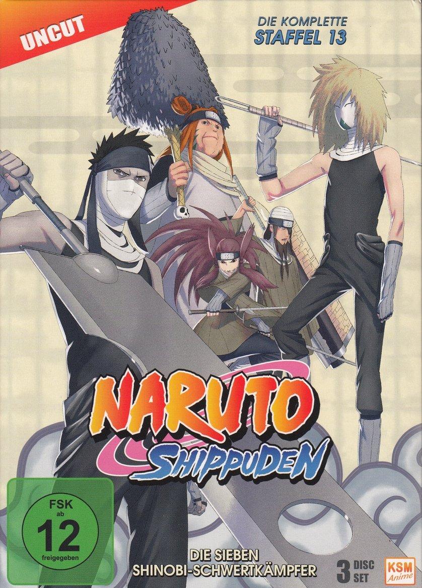 Naruto Shippuden Staffel 13 Online Schauen