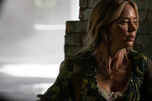 Starke Frauen: Emily Blunt im spannenden Sequel 'A Quiet Place 2' © Paramount