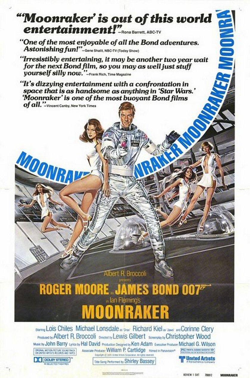 Moonraker James Bond