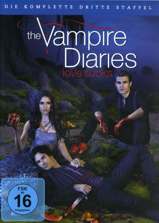 vampire diaries staffel 8 dvd