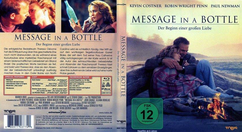 Message In A Bottle Trailer Deutsch